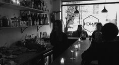 PINCH Is this Hackney's smallest wine bar? Wine don't we find out...