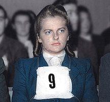 Irma Grese at trial