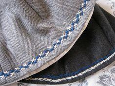 Viking caps | by The Midgard Seamstress