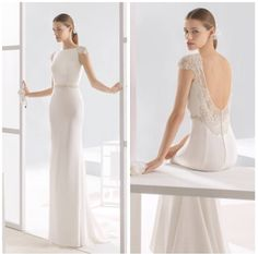 Rosa Clara Soft 2017 Bridal Collection - Watt - Available at Stella's Bridal & Evening Collections
