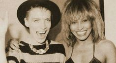 Tina Turner and Annie Lennox