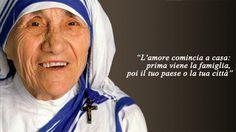 Madre Teresa di Calcutta: gli aforismi