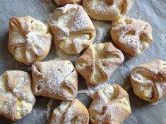 Kynuté nekynuté šátečky Apple Pie, French Toast, Cheesecake, Cupcakes, Bread, Breakfast, Desserts, Food, Morning Coffee