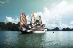 Halong Bay 2 Days 1 Night on Bhaya Classic Cruise Travel And Tourism, Travel Destinations, Vietnam Cruise, Cat Ba Island, Vietnam Travel Guide, Ha Long Bay, Plan Your Trip, Trip Advisor, Places To Visit