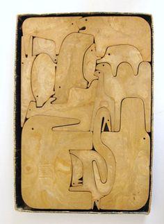 Enzo Mari puzzle