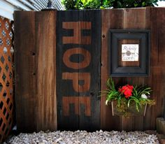 House Tour: A Charming 1964 Single Wide Mobile Home: A DIY Fence