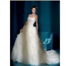 Strapless Sheath/Column Mini Ice Yarn Bridesmaid Dresses by noviabridal.com