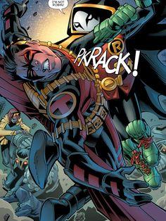 Damian vs Tim