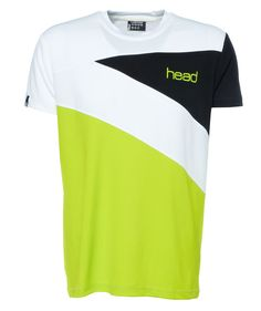 Tennis T-Shirt Ryan by Head  #tennis #sports #neon