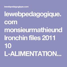 lewebpedagogique.com monsieurmathieundlronchin files 2011 10 L-ALIMENTATION-l%C3%A9quilibre-alimentaire.pdf
