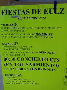 #FiestasdeEulz 26-27_28Septiembre www. casaruraldenavarra. net