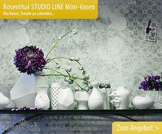 Rosenthal STUDIO LINE Mini-Vasen