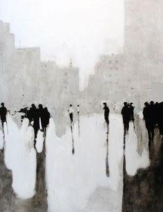 tylerelizabeth: Geoffrey Johnson via Principle Gallery #FredericClad #THEFARM