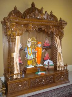 47 ideas wooden screen design woods for 2019 Temple Room, Home Temple, Outdoor Screen Room, Temple Design For Home, Mandir Design, Wooden Screen Door, Pooja Mandir, Pooja Room Door Design, Screen House