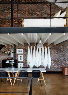 Méchant Studio Blog: loft with levels