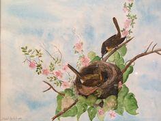 Kobayashi Issa, A Haiku Poet with an Enormous Heart. Printable Art, Printables, Haiku, Issa, Savannah Chat, Altered Art, Poetry, Birds, Watercolor