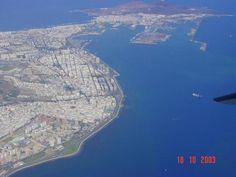 Las Palmas de Gran Canaria (foto aerea)