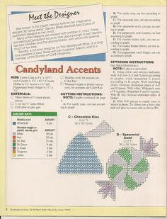 Candyland Accents 2/4