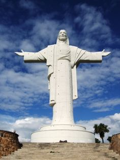 Christ in Bolivia