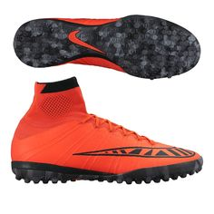 official photos 4850f 09781 Sale Nike MercurialX Proximo TF Soccer Shoes- Bright Crimson Black
