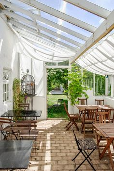 garden, scandinavian house, gotland, white house, summer paradise