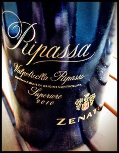 El Alma del Vino.: Zenato Ripassa Valpolicella Superiore 2010.