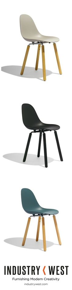The TA Side Chair from TOOU offers an elegantly simple answer to the demand for ergonomics and aesthetics and invokes an absolute contemporaneity. Available in a wide variety of solutions, its strength lies in this flexibility. A solid, flowing and sinuous shell for completion with four curved metal tubular bases with wooden elements, characterized by essential design.
