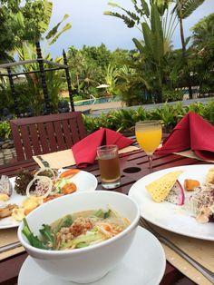 アンコールセンチュリーホテル朝食