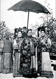 It was during the Taiping Rebellion in China, that the Empress Dowager Cixi rose to prominence.     Originally a concubine, Cixi managed to maneuver her way to the top and manipulate the ineffective emperors, ruling from behind the scenes between 1861 and 1908.