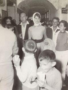 Capri 1959 - Sophia Loren shot by Valerio di Domenico