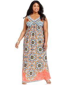 One World Plus Size Dress