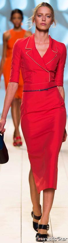 Nina Ricci Spring Summer 2015 Ready-To-Wear