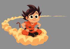 Maxime Mary Blog: Goku