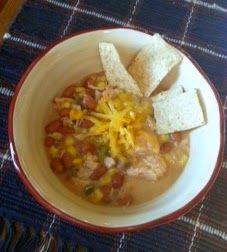 Grammy T's Amazing Adventures: Tweaked Chicken Tortilla Soup