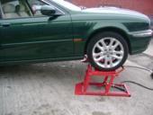 Auto restoration equipment