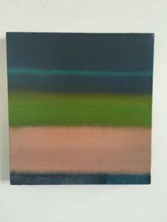 Sarah Hinckley 1996 Oil on canvas