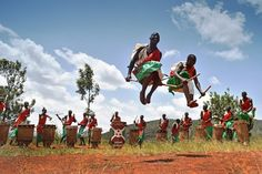The drum, a trace of a royal and united Burundi