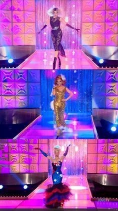 Rupaul's Drag Race Season 6: Adore Delano, Bianca Del Rio and Courtney Act