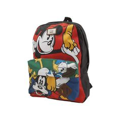 2cb2e1951bd1 Vans Multi Disney Old Skool Ii Backpack Bags ( 58) ❤ liked on Polyvore  featuring bags