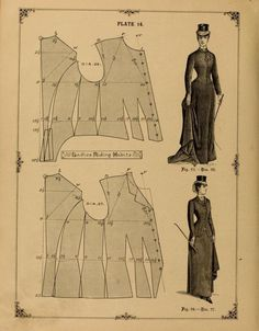 This cache of historical patterns will make any seamstress swoon.