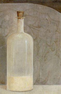 The Athenaeum - Oil Flask (Jan Mankes - )