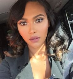 Shaniece Hairston Makeup: Get the Look