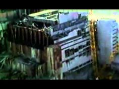 Timely reminder of Chernobyl disaster and containment