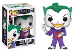 Pop! Heroes: Batman The Animated Series - Joker