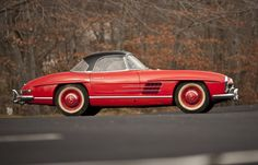 1962 MB 300SL Roadster (viahellformotors)