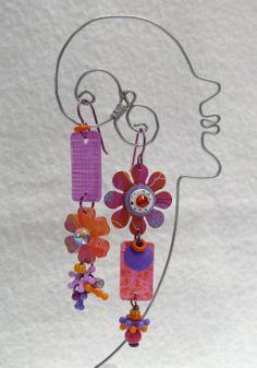 JUICEE  Earrings by droolworthy on Etsy, $35.00