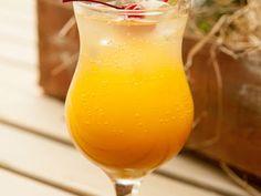 Cherry Orange Whiskey Sour
