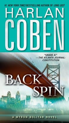 """Book 4 - Read another Harlan Coben """"Myron Bolitar Novel.""""  Exciting mystery read."""