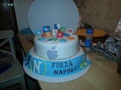 #apple #napoli i#cake