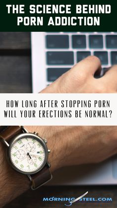 Nofap No Morning Wood - THIS is why your AM wood has disappeared Morning Wood, Male Enhancement, Normal Life, Physical Therapy, Recovery, Addiction, Kicks, Porn, At Least